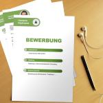 Bewerbungsvorlage Clean Green