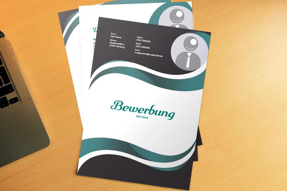 Bewerbungsvorlage Green Swing
